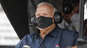 A.J. Foyt will field four cars in the Indianapolis 500 this year. (IndyCar Photo)