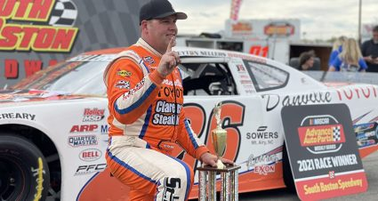 Sellers Early Leader In NASCAR Weekly Series Standings