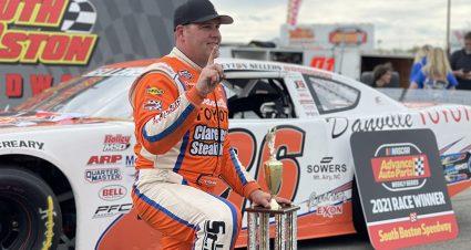 Sellers Early Leader In NASCAR Weekly Series Standings
