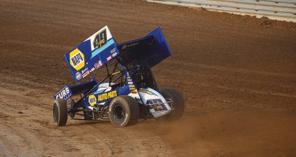 Sweet Looking For First Williams Grove Victory