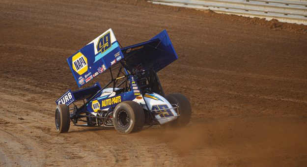 Brad Sweet heads to Williams Grove Speedway this week still searching for his first victory at the historic track. (Russell Moore Photo)