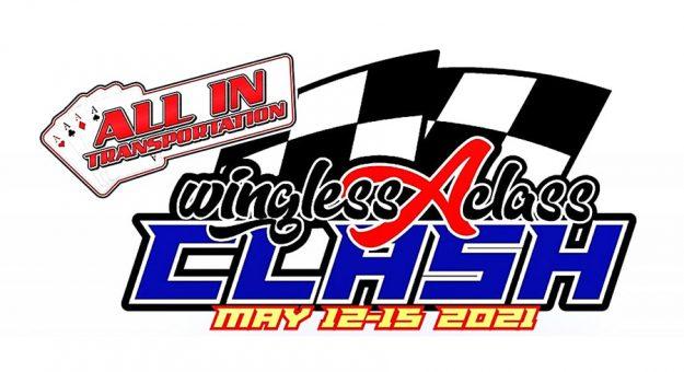Wingless A Class Clash Logo