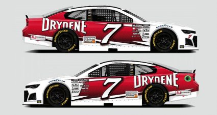 Drydene Backing LaJoie & Spire At Dover