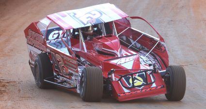Pat Ward Tapped For Dirt Modified HoF Induction