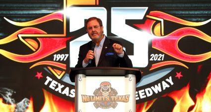 Eddie Gossage To Retire Following All-Star Race