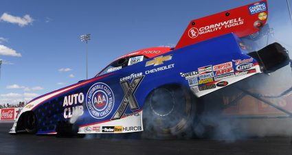 NHRA Reschedules Winternationals, Nixes Northwest Nationals