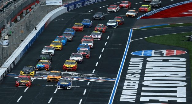 2020 Cup Series Roval Field Coming To Initial Green Sean Gardner Getty Photo