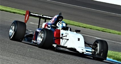 Rasmussen Denies Eves In Indy Pro 2000 Thriller
