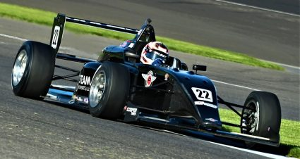 Sundaramoorthy Sweeps Indy USF2000 Double