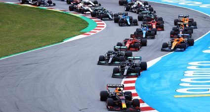 Formula One Reveals Schedule Adjustment