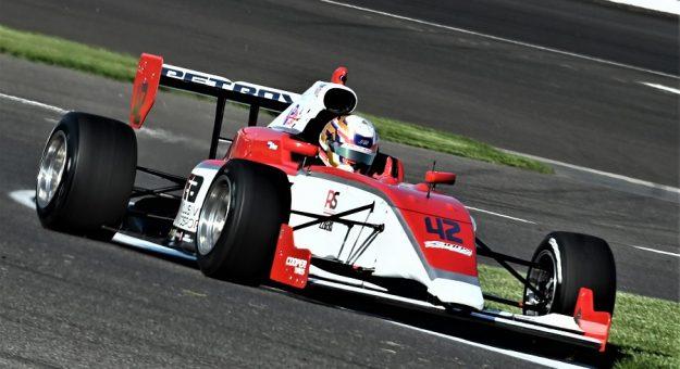 2021 Indy Pro 2000 Ims Rc 2 Artem Petrov Action Al Steinberg Photo