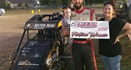 Prickett Does It Again At Watsonville