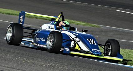 400th USF2000 Race Goes To Kiko Porto