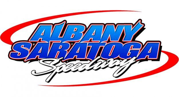 Albany-Saratoga Speedway Logo
