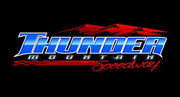 Thunder Mountain Speedway Logo