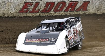 Dominant O'Neal Wins At Eldora