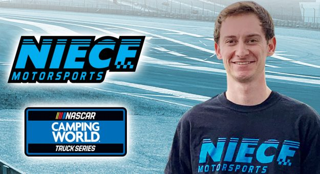 Logan Bearden has joined Niece Motorsports to make his NASCAR Camping World Truck Series debut at Circuit of the Americas.