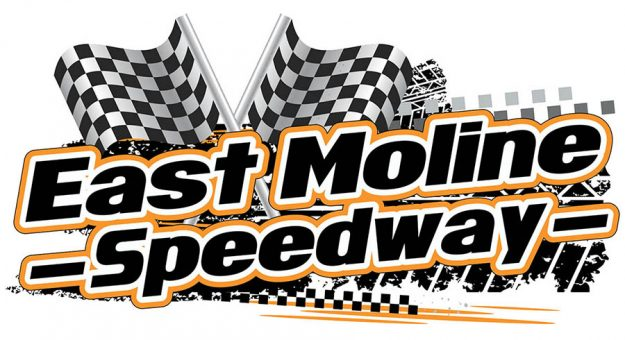 East Moline Speedway Logo