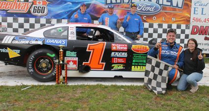 Messer Tops Winners During Speedway 660 Opener