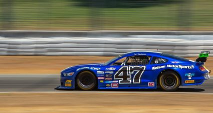It's A Trans-Am West Hat Trick For Rydquist