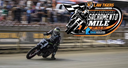 American Flat Track Returning To Cal Expo Fairgrounds