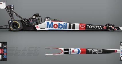 Doug Kalitta To Fly TRD & Mobil 1 Colors In Houston