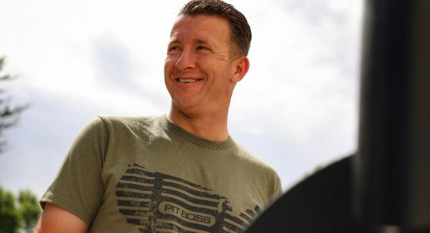 Pit Boss Grills will sponsor A.J. Allmendinger's NASCAR Xfinity Series entry this weekend at Circuit of the Americas.