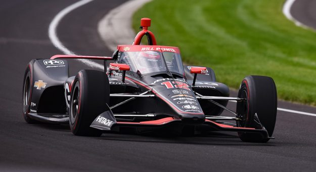 Will Power topped the practice charts on the opening day of Indianapolis 500 practice Tuesday. (IndyCar Photo)