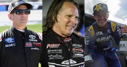 Biffle, Bloomquist & Speed Named SRX Ringers