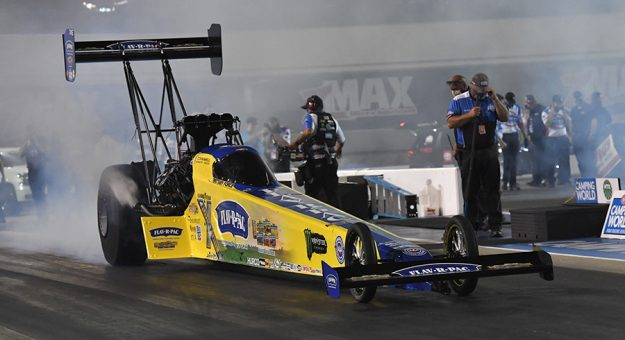 NHRA and FOX Sports officials have finalized the remainder of the 2021 NHRA Camping World Drag Racing Series television schedule. (NHRA photo)