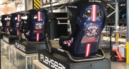 NASCAR Salutes iRacing Experience Highlights Coke 600 Week