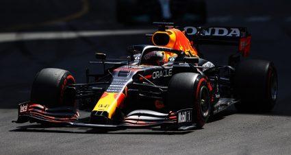 Verstappen Cruises To Monaco Grand Prix Victory