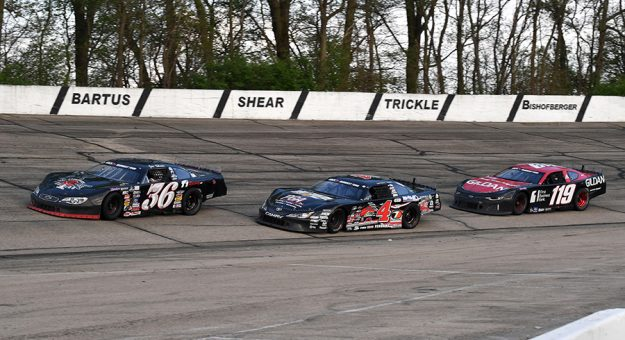 A stacked field is expected when the ARCA Midwest Tour heads to Jefferson Speedway this weekend for the Salute the Troops 100. (Doug Hornickel Photo)