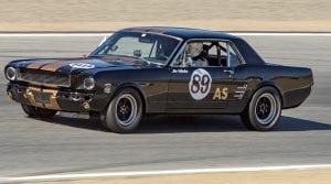 Mjoy 1966 Mustang Jimmy Huston