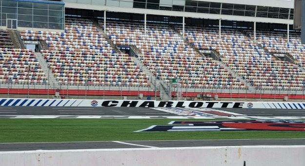2021 Cup Series Charlotte Infield Shot From Pit Lane Jacob Seelman Photo