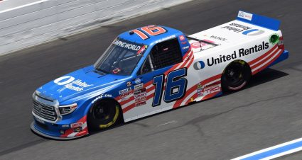 Chaotic Charlotte Truck Practice Led By Austin Hill