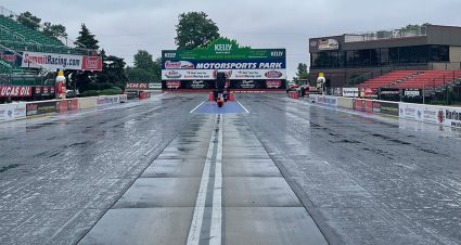 PDRA Qualifying Rained Out In Norwalk
