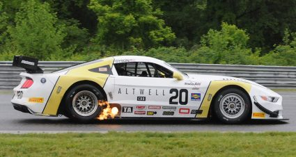 A Home Victory For Dyson At Lime Rock Park