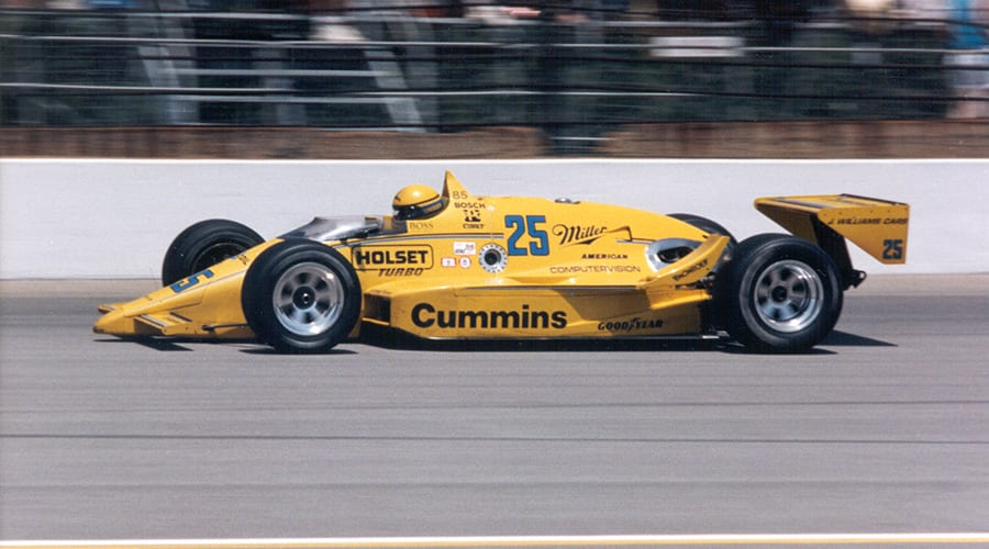 Indy Royalty, Four-Timers - SPEED SPORT
