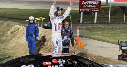 Majeski Salutes The Troops In Wisconsin