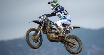 Ferrandis Surprises In Motocross Opener