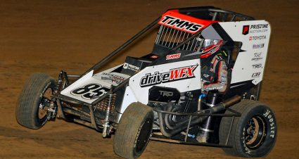 14-Year-Old Timms Is POWRi Victor