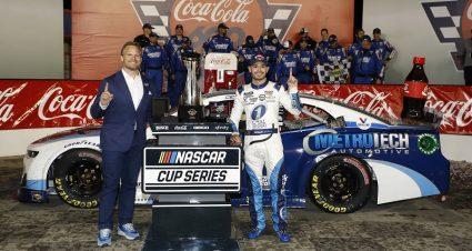 Smith: Coke 600 Weekend Signals Fresh Start For NASCAR
