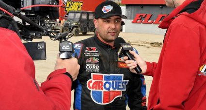 Schatz Set For Truck Debut At Knoxville With DGR