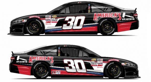 Kris Wright will make three ARCA Menards Series East starts for Rette Jones Racing.
