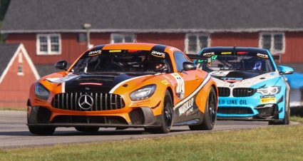 Bad Start Can't Keep Murillo & Szymczak From VIR Victory