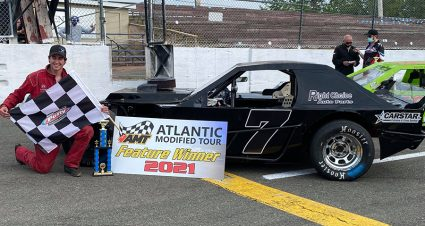 Conroy Conquers Atlantic Modified Tour Opener