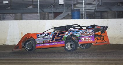 Kay Comes From 11th At 34 Raceway