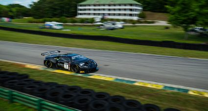 K-PAX Lamborghini Survives VIR GT Challenge