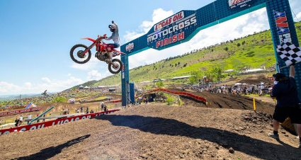 Ken Roczen Back On Top Step Of Motocross Podium
